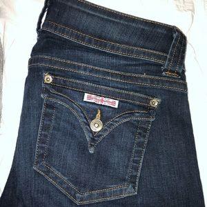 Hudson- Signature Petite Bootcut Jeans - size 29